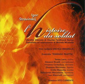 Stravinskij Histoire Marche triomphale du diable
