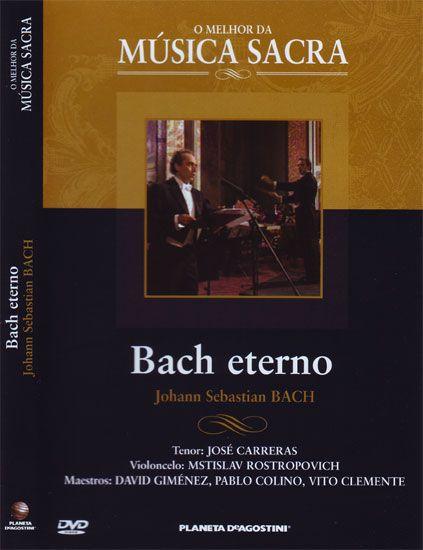 DVD Bach eterno