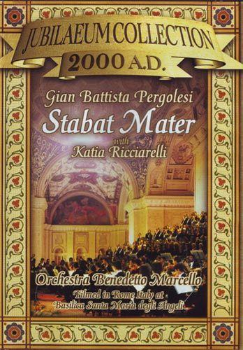 DVD Stabat Mater - Ricciarelli'